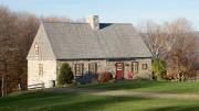 La Maison Picard, à Saint-François de l'Île d'Orléans,... (Photo Paul-E. Lambert) - image 1.1