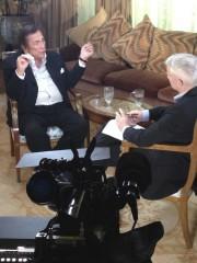Donald Sterling en entrevue avec Anderson Cooper.... (Photo: Reuters) - image 2.0