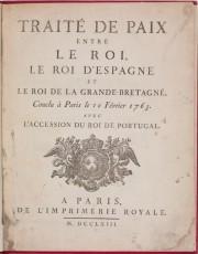 Le traité de Paris... - image 1.0