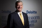 Alain Côté,associé directeur, région du Québec, chez Deloitte.... (PHOTO ANDRÉ PICHETTE, LA PRESSE) - image 3.0