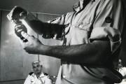 Sur cette photo de 1974, expert en munitions... (Archives La Presse) - image 1.0