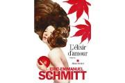 Le nouveau roman d'Éric-Emmanuel Schmitt, L'élixir d'amour, est en fait... - image 2.0