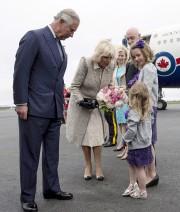 Le prince de Galles et la duchesse de... (Photo Paul Chiasson, PC) - image 1.0