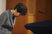 La présidente sud-coréenne Park Geun-Hye... (Photo YONHAP, Reuters) - image 1.0