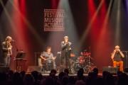 Le conteur et chanteur Michel Faubert.... (PHOTO MARTIN MORISSETTE, FIMAV) - image 2.0