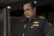 Le chef de l'armée thaïlandaise Prayut Chan-O-Cha.... (PHOTO AFP) - image 2.0