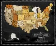 Les cartes géographiques recèlent... (Photo fournie par Caitlin Levin) - image 4.0