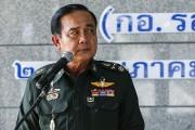 Le chef de l'armée de terre, le général... (PHOTO ATHIT PERAWONGMETHA, REUTERS) - image 3.0