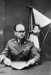 Wojciech Jaruzelski en 1981.... (Archives AFP) - image 2.0