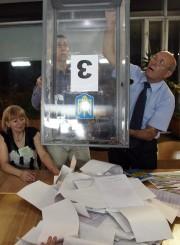 Le milliardaire pro-occidental Petro Porochenko, donné vainqueur... (Photo: AFP) - image 2.0
