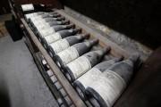La cave aux 8000 bouteilles devait également être... (Photo archives AFP) - image 1.0