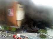 Au moins sept personnes ont été tuées et... (Photo NEWS1, Reuters) - image 1.0
