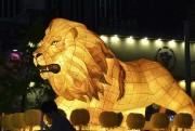 Festival des lanternes à Séoul.... (Photo Violaine Ballivy, La Presse) - image 7.0