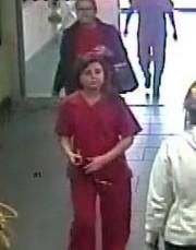 La suspecte.... (Alerte Amber Québec) - image 2.0