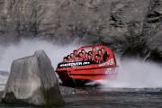 Les jet boats en font voir de toutes... (Photo fournie par Tourisme Ngai Tahu) - image 3.0