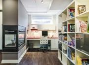 Bien intégrés au décor, ces bureaux... (Photo fournie par Interieurdesign.ca) - image 2.0