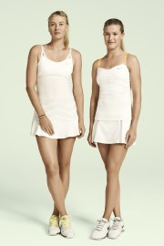 Maria Sharapova et Eugenie Bouchard... (Photo fournie par Nike) - image 2.0