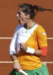 Andrea Petkovic... (Photo Kenzo Tribouillard, AFP) - image 2.0