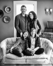 La famille a vécu un an sans consommer... (Photo fournie par Stephen Schaub) - image 2.0