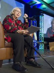 Lise Payette... (PHOTO CLÉMENT ALLARD, ARCHIVES LA PRESSE CANADIENNE) - image 1.0