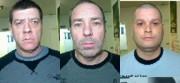 Serge Pomerleau, Denis Lefebvre et Yves Denis.... (PHOTOS FOURNIES PAR LA SÛRETÉ DU QUÉBEC) - image 1.0