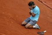 Pendant une manche et demie, il a donné... (Photo GONZALO FUENTES, Reuters) - image 1.0