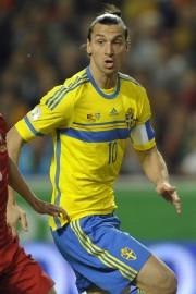 Zlatan Ibrahimovicet la Suède ont été éliminés en... (Photo Miguel Riopa, AFP) - image 2.0
