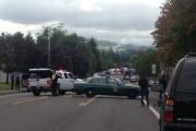 Un élève a été tué mardi matin lors d'une fusillade... (Photo tirée de Twitter) - image 2.0