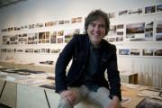 L'architecte Pierre Thibault, à la Maison de l'architecture... (Photo David Boily, La Presse) - image 1.0
