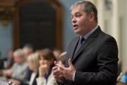 Le ministre de l'Éducation, Yves Bolduc.... (Photo Jacques Boissinot, La Presse Canadienne) - image 1.0