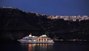 Pas besoin de guide dans l'île de Santorin... (Photo Bernard Brault, La Presse) - image 4.0