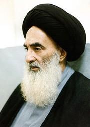 Ali Sistani, plus haute autorité religieuse chiite d'Irak.... (PHOTO ARCHIVES AFP) - image 2.0