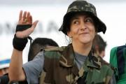 Ancien otage de nationalité franco-colombienne, MmeBetancourt avait été... (Archives AFP) - image 5.0