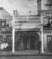 Le Ouimetoscope, première salle de cinéma permanente au... (Photo Archives La Presse) - image 1.0