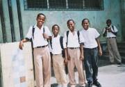 Henry Solages fréquentait une école privée en Haïti.... (PHOTO FOURNIE PAR MARIE-DENISE SOLAGES) - image 2.0