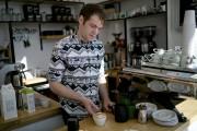 Keaton Ritchie, du café Myriade, qui est arrivé... (Photo David Boily, La Presse) - image 2.0