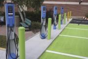 Bornes de recharge publiques de l'entreprise Addénergie... (PHOTO ADDÉNERGIE) - image 4.0