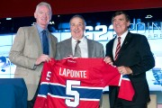 Le «Big Three»: Larry Robinson, Guy Lapointe et... (Photo Hugo-Sébastien Aubert, La Presse) - image 2.0