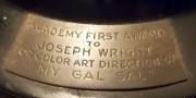 Un Oscar a été vendu aux enchères pour... (Photo The Associated Press) - image 1.0