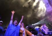 Les célébrations de la 180e Fête nationale du... (Photo Bernard Brault, La Presse) - image 1.0