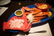 Dégustation au restaurant Pêcherie Manicouagan.... (PHOTO OLIVIER PONTBRIAND, LA PRESSE) - image 4.0