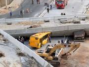 L'effondrement d'un viaduc en construction dans l'une des... (Photo Reuters) - image 2.0