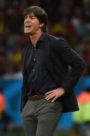 Le sélectionneur de l'Allemagne, Joachim Löw.... (Photo Patrik Stollarz, AFP) - image 2.0