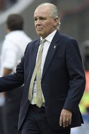 Le sélectionneur de l'Argentine, Alejandro Sabella.... (Photo Juan Mabromata, AFP) - image 3.0