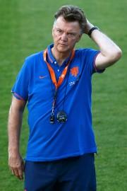 Le sélectionneur des Pays-Bas, Louis van Gaal.... (Photo Pilar Olivares, Reuters) - image 4.0