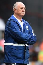 Le sélectionneur du Brésil, Luiz Felipe Scolari.... (Photo Vanderlei Almeida, AFP) - image 1.0
