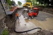 Le 4 juin dernier, le drain français a... (PHOTO ALAIN ROBERGE, LA PRESSE) - image 2.0
