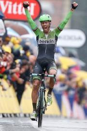 Le Néerlandais Lars Boom a remporté la cinquième... (Photo Jacky Naegelen, Reuters) - image 4.0