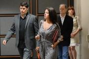 Guylaine Beaudoin pendant les procédures judiciaires.... (Photo: Sylvain Mayer, Le Nouvelliste) - image 1.0