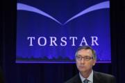 Le PDG de Torstar,David Holland... (Photo archives Reuters) - image 1.0